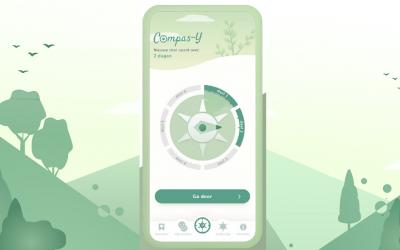 'Compas-Y' Een nieuwe app voor ondersteuning oncologiepatiënten